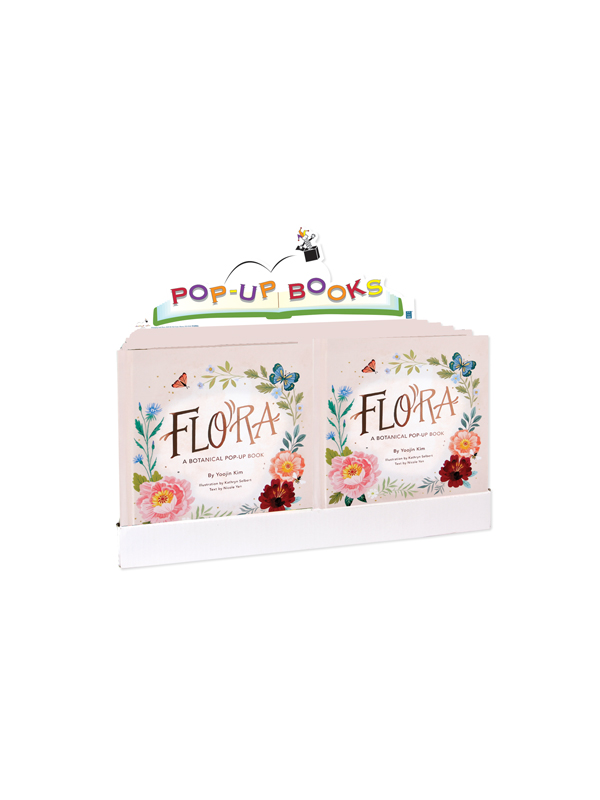 FLORA 10PC BOOK PREPACK