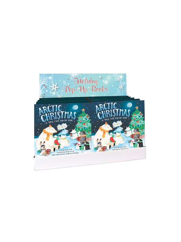 ARCTIC CHRISTMAS 10PC BOOK PREPACK