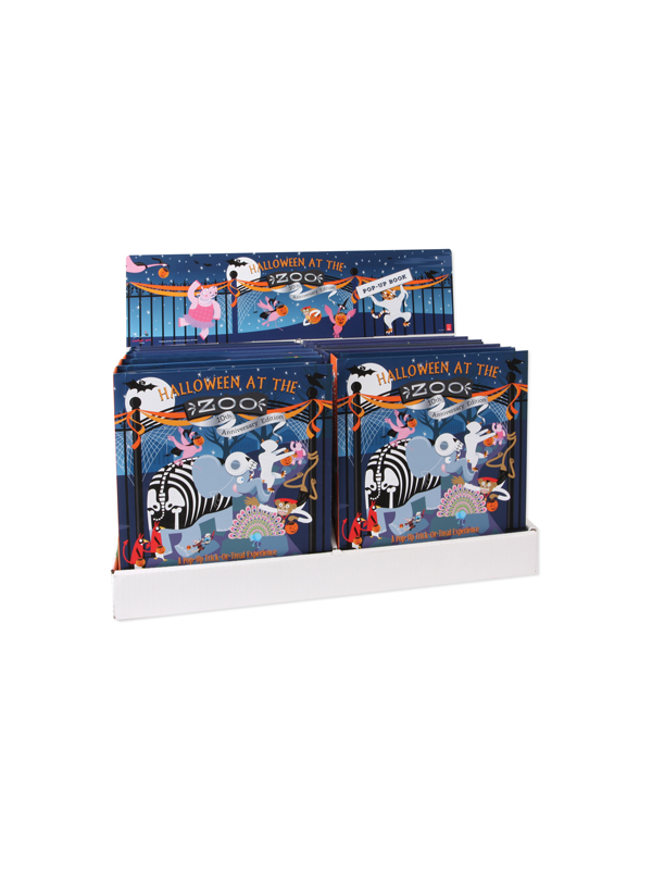 HALLOWEEN AT THE ZOO 10PC BOOK PREPACK