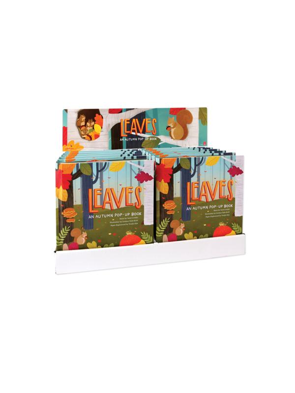 LEAVES 10PC BOOK PREPACK