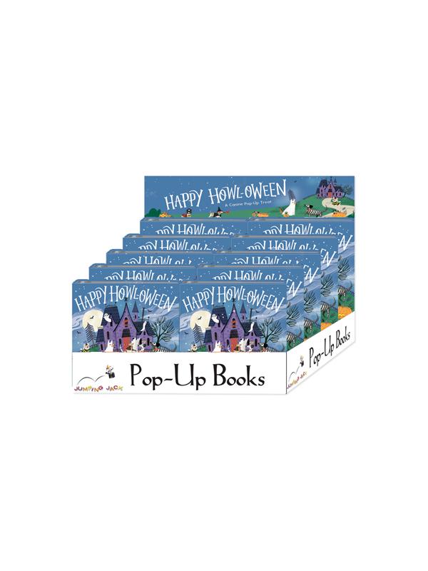 HAPPY HOWLOWEEN 10PC BOOK PREPACK