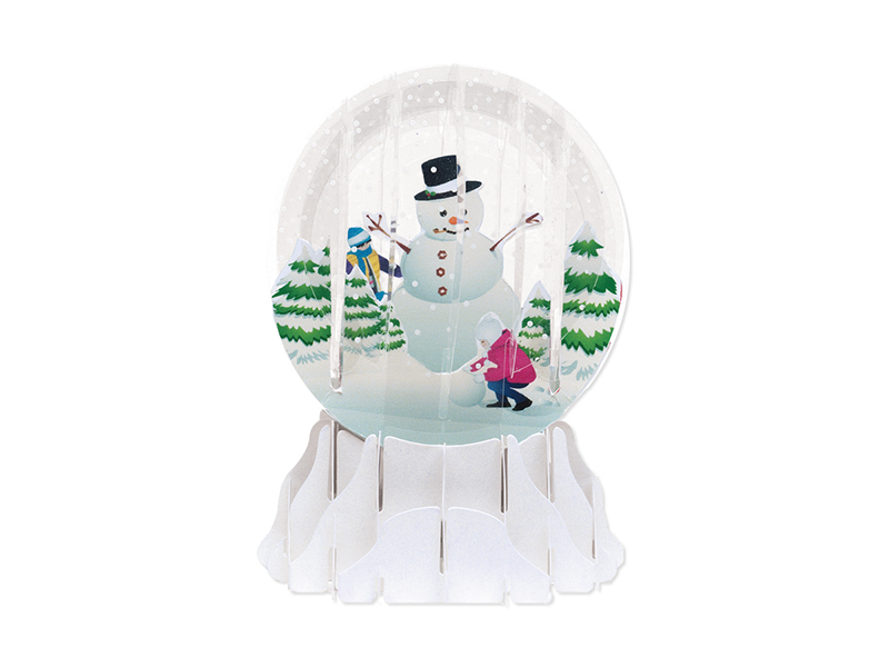 HOLIDAY SNOWMAN – SMALL